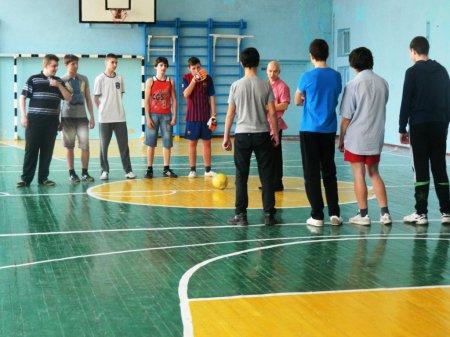 Волейбольна секція