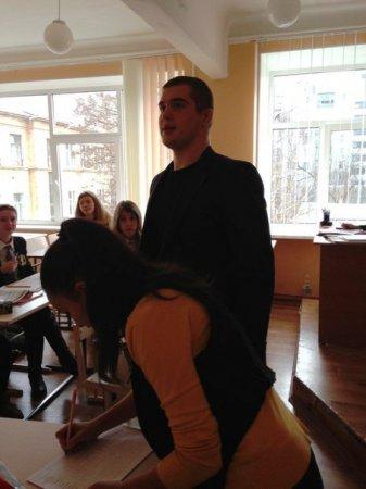 Огляд навчальних аудиторій